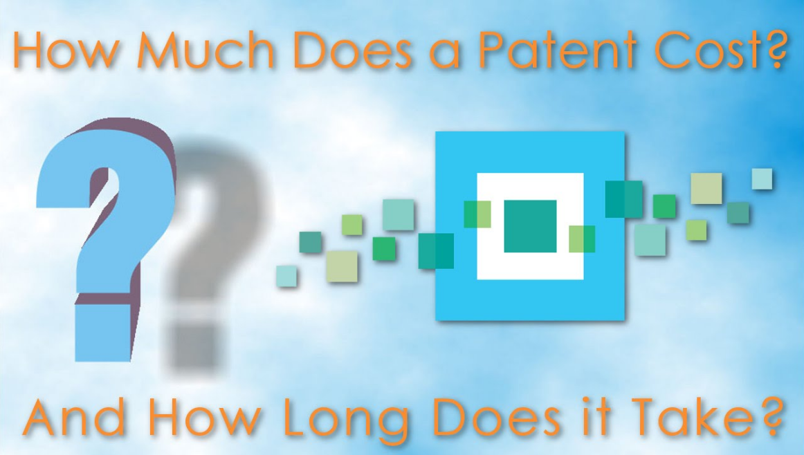 How much does the Patent Cost ?